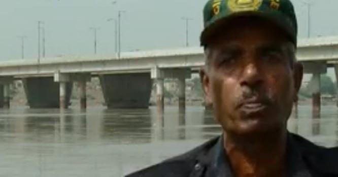 47 سال سے دریائے راوی پر تعینات اللہ دتہ نےحیران کن واقعات بیان کر دیے