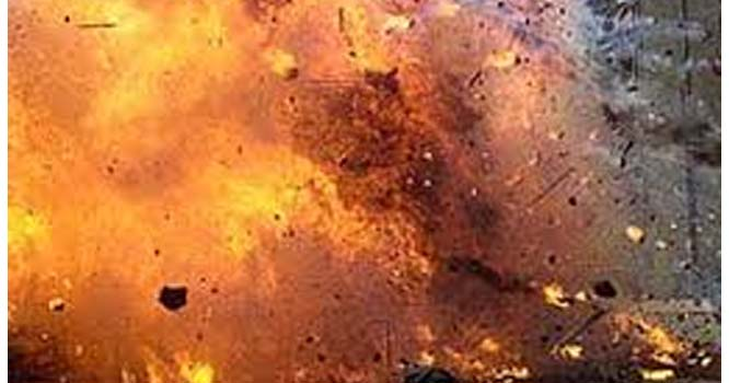 پاکستان میں دھماکہ ہو گیا  جانی نقصان کی اطلاعات