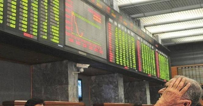 اسٹاک ایکسچینج میں شدید مندی؛ سرمایہ کاروں کے 181ارب روپے ڈوب گئے