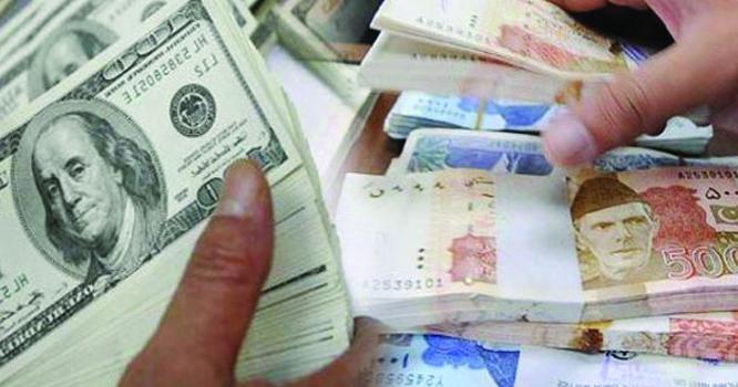 تحریک انصاف حکومت نے ڈالر ملکی تاریخ کی بلند