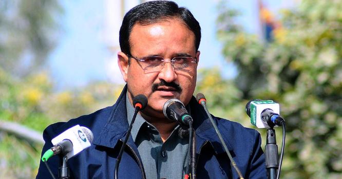 ہم باتیں نہیں کام کرتے ہیں ، وہ پاکستان بنا رہے ہیں جس کا خواب قائداعظمؒ نے دیکھا تھا:وزیر اعلیٰ عثمان بزدار