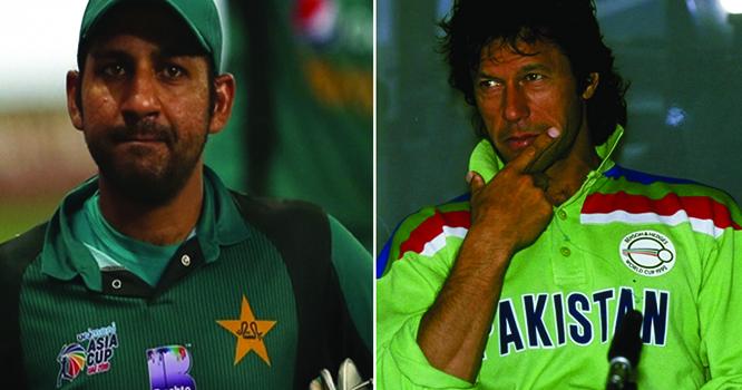 سرفراز نےسا بق کپتان عمران خان کا 31 سال پرانا بدترین ریکارڈ دہرادیا