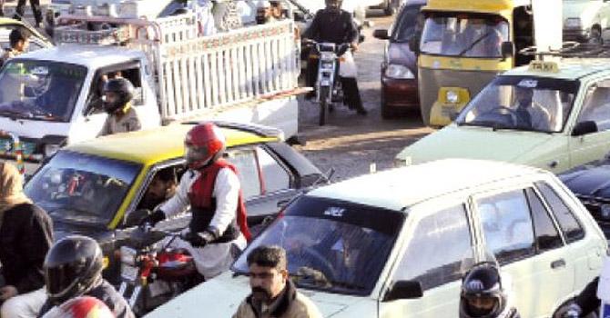 ٹریفک نظام میں بہتری کیلئے پولیس،ہلال احمرکالائحہ عمل ترتیب دینے پراتفاق