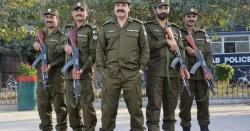 پنجاب پولیس نے بجٹ میں 35ارب روپے اضافی مانگ لیے