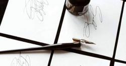 روسی طالبعلم دوسروں کیلئے خوبصورت دستخط بناکر لاکھوں کمانے لگا