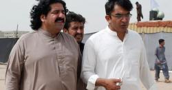 علی وزیراور محسن داوڑ کی اسمبلی رکنیت کے خاتمے کا مطالبہ
