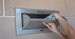 52 برس بعد کتاب لائبریری کو لوٹا دی