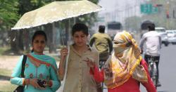 بھارت میں ہیٹ ویو شدت پر