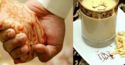 شادی کی پہلی رات دولہا دلہن دودھ کا گلاس کیوں پیتے ہیں؟