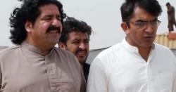 منظور پشتین، محسن داوڑ اورعلی وزیر کو دوبارہ نوٹس جاری