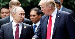امریکہ، روس کی ٹکر ہوتے ہوتے رہ گئی