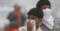 فضائی آلودگی سے بھارت میں ہر سال1 لاکھ بچے ہلاک ہوتے ہیں