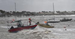 فرانس میں سمندری طوفان سے 3 ہلاک