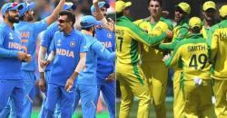 ورلڈ کپ کا 14واں کانٹے دار مقابلہ، بھارت نے آسٹریلیا کیخلاف ٹاس جیت کر بڑا فیصلہ کرلیا