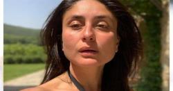 کرینہ کپور کی سیلفیز، سوشل میڈیا صارفین نے آنٹی اور بڈھی کہہ دیا