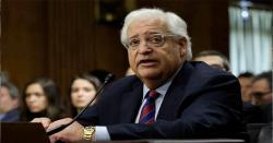 اسرائیل کو مغربی کنارے کے کچھ حصے ضم کرنے کا حق ہے، امریکہ