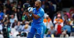 ورلڈکپ میں بھارت کو بڑا دھچکا، دھون انجری کے باعث آؤٹ