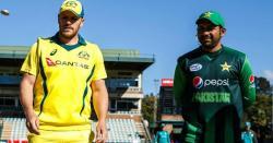 آسٹریلیاکاجیت کے لیے پاکستان کو308رنز کاہدف