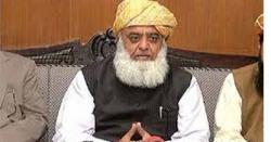 مولانا فضل الرحمان کی گرفتاری کے بھی امکانات