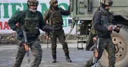 مقبوضہ کشمیر میں دستی بم حملہ اور فائرنگ ، سات قابض فوجی ہلاک