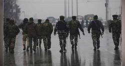مقبوضہ کشمیر: بھارتی فوج پر حملہ، 5 اہلکار ہلاک، 4 زخمی