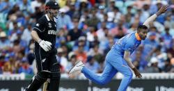 ورلڈکپ میں آج بھارت اور نیوزی لینڈ کی ٹیمیں آمنے سامنے ہوں گی