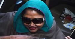 میگا منی لانڈرنگ کیس میں فریال تالپور کی آج احتساب عدالت میں پیشی