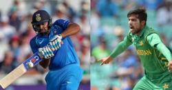 بھارت کا پاکستان کو میچ جیتنے کےلئے 337رنز کا ہدف