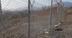 افغانستان کے ساتھ سرحد پرباڑ لگانے کا عمل تیزی سے جاری