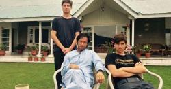 عمران خان کے دونوں صاحبزاد ے اسلام آباد پہنچ گئے