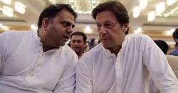 عمران خان نے فواد چودھری ، سمیع ابراہیم جھگڑے کا نوٹس لے لیا