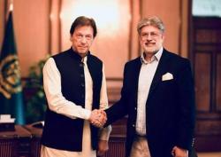 فواد چوہدری نے چیئرمین پی ٹی وی کی تقرری کی مخالفت کردی