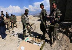 افغانستا ن میں سکیورٹی فورسز اور طالبان کے مابین گھمسان کی جنگ چھڑ گئی