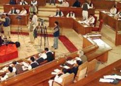 بلوچستان کا بجٹ پیش