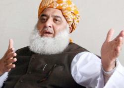 موجودہ حکومت کا مینڈیٹ جعلی ہے جسے کسی صورت تسلیم نہیں کریں گے ،مولانا فضل الرحمن