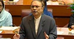 مجھے پکڑنے سے پیپلزپارٹی کو کوئی فرق نہیں پڑتا: آصف علی زرداری