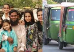 غریب رکشہ ڈرائیو نے اپنی چھ کی چھ بیٹیوں کو یونیورسٹی لیول  تک تعلیم دلواکر پاکستانی معاشرے کی سب سے بہترین مثال قائم کر دی