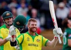 ورلڈ کپ میچ، آسٹریلیا کو بنگلہ دیش کو جیت کےلئے 382رنز کا ہدف
