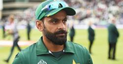 پاکستان کرکٹ ٹیم میں کوئی گروپنگ نہیں ہے، آل راؤنڈر محمد حفیظ