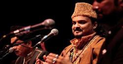 قوال امجد صابری کی آج تیسری برسی
