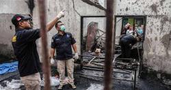 انڈونیشیا: ماچس فیکٹری میں آگ لگنے سے 30 افراد ہلاک