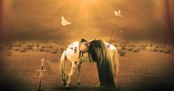113سوراخ تیروں کے، 33زخم نیزوں کے اور 34گھائو تلواروں کے۔۔۔ اس حالت میں وقت آخر حضرت امام حسینؓ کے آخری الفاظ کیا تھے؟
