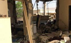 فیصل آباد:گیس سلنڈردھماکےسےمکان منہدم، 2افراد جھلس کر زخمی