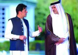 امیر قطر کے دورہ پاکستان کے دوران دونوں ملکوں کے مابین شراکت داری مزید مضبوط کرنے کا عزم دہرایا گیا