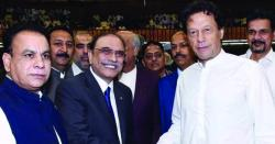 وزیر اعظم کو سلیکٹڈ کہنے پر ایوان میں پابندی پر ارکان سے مشاورت کرینگے: آصف زرداری