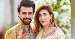 عروا حسین نے اپنے شوہر فرحان سعید کو بہترین دوست قرار دیدیا