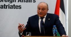 فلسطینیوں کو آزادی چاہیے، فلسطینی وزیر خزانہ