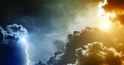محکمہ موسمیات کی ملک کے مختلف حصوں میں بارش کی پیشگوئی
