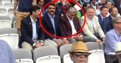 پا ک فوج کے سپہ سالار اور میجر جنرل آصف غفور کے انگلینڈ میں میچ دیکھنے پر ان کیخلاف پراپیگنڈہ
