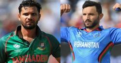 ورلڈکپ دلچسپ مرحلے میں داخل، بنگلہ دیش اور افغانستان آج مد مقابل